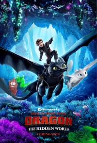 HOW TO TRAIN YOUR DRAGON: HIDDEN WORLD (PG)