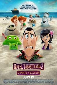 HOTEL TRANSYLVANIA 3: SUMMER VACATION (PG)