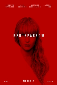 RED SPARROW (R)