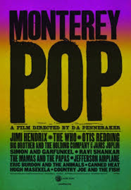 MONTEREY POP 50TH ANNIVESARY